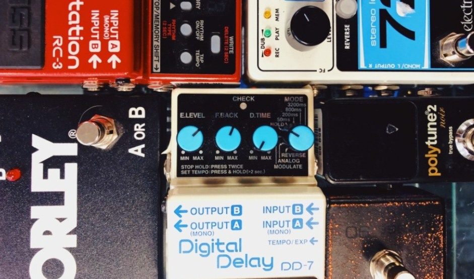 Product Image Guitar Pedals