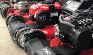 Lawnmowers Product image
